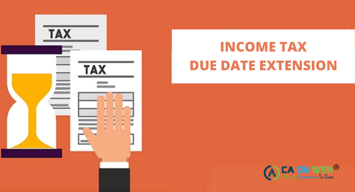 Income Tax Due Date Extension
